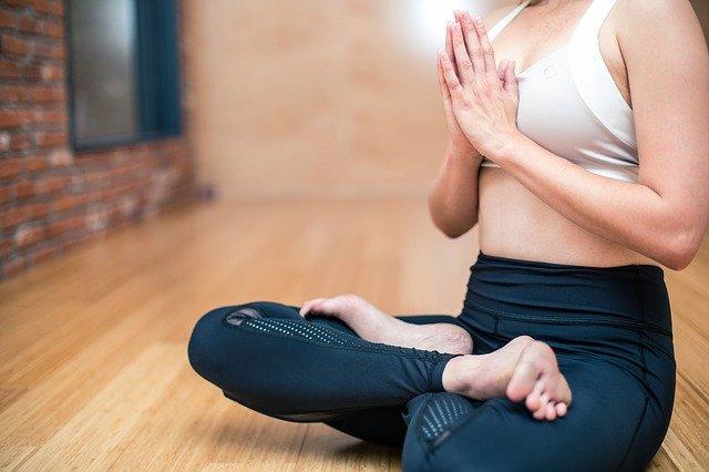 psychische Gesundheit yoga
